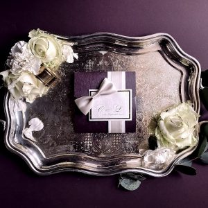 wedding pocketfold wedding suite