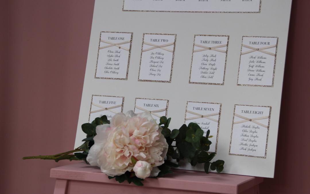 Dos and Don'ts for Your Perfect Wedding Day Seating Plan