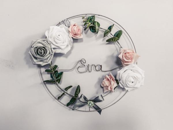 wedding gift wreath