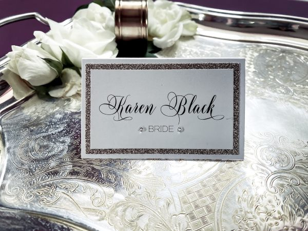 place card wedding