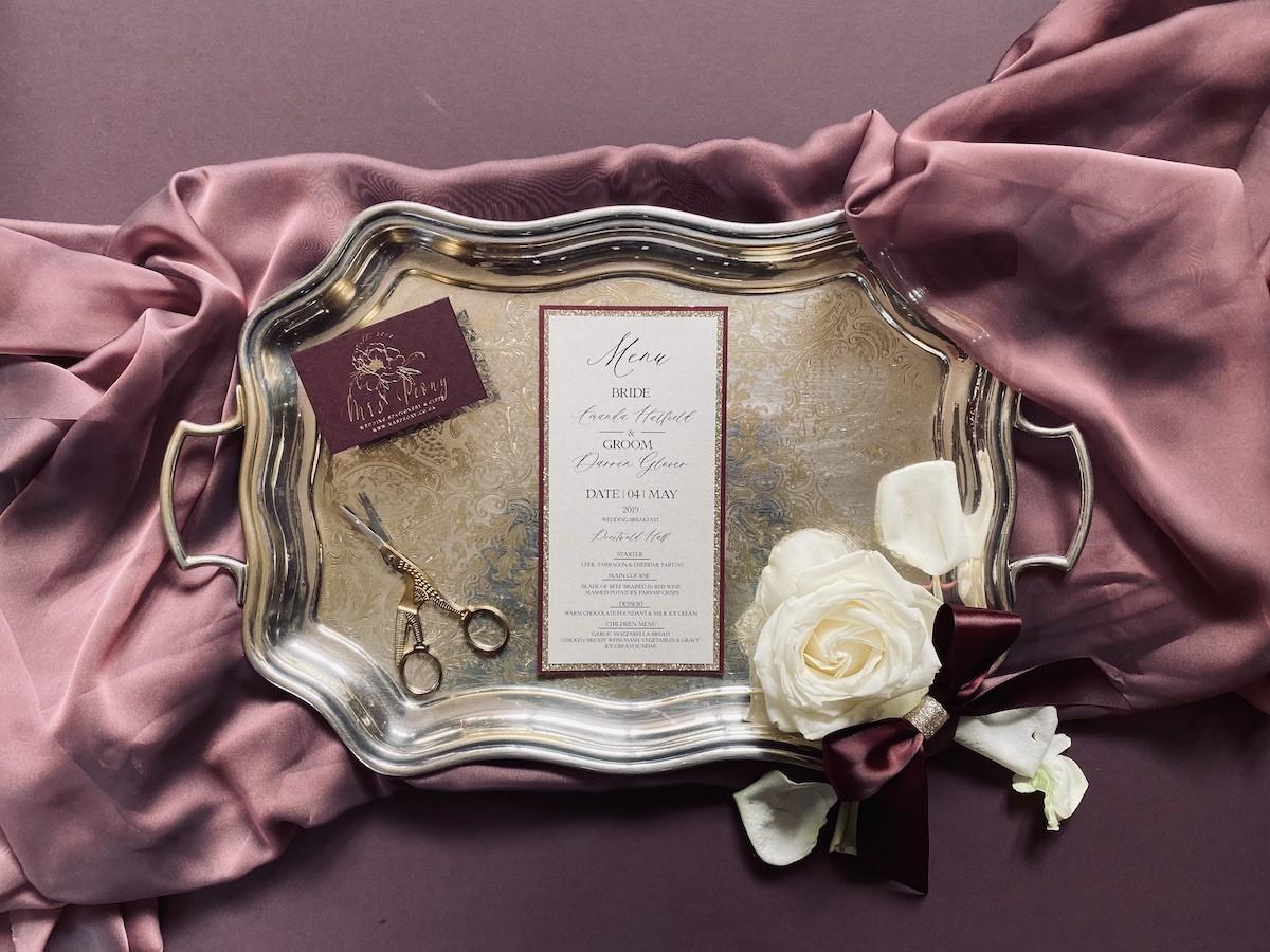 bespoke wedding collection