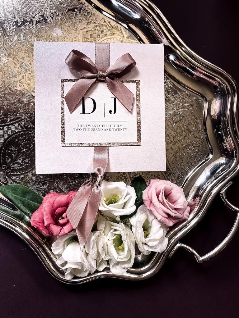 Gift Wish Poem - wedding stationery