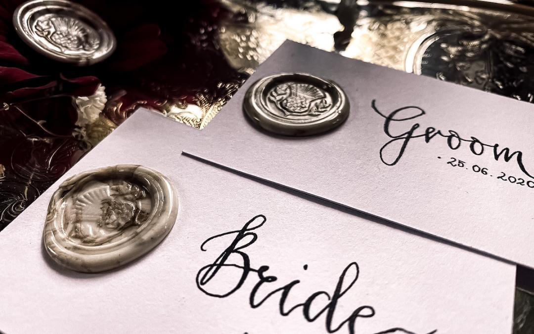 Ultimate Wedding Stationery List