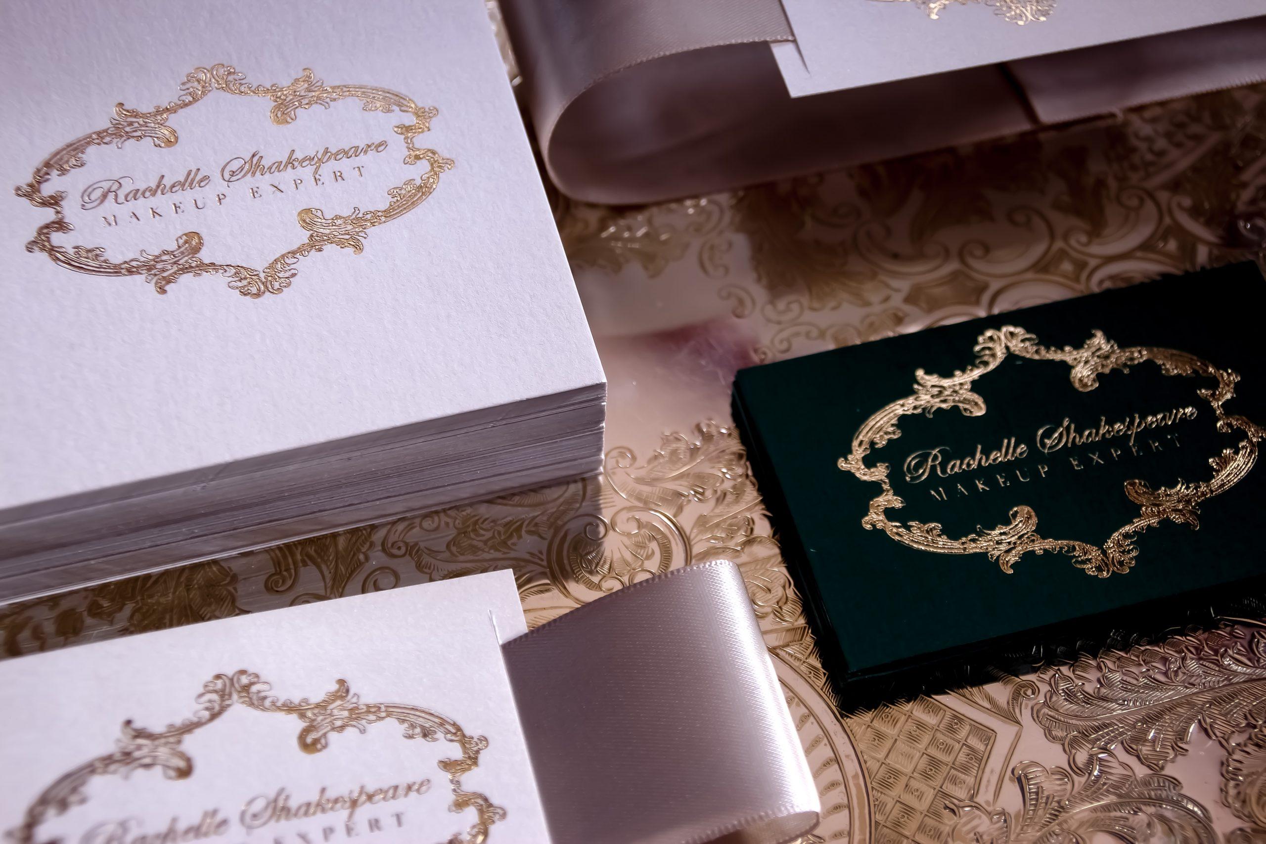 elegant brand design portfolio mrs peony branding