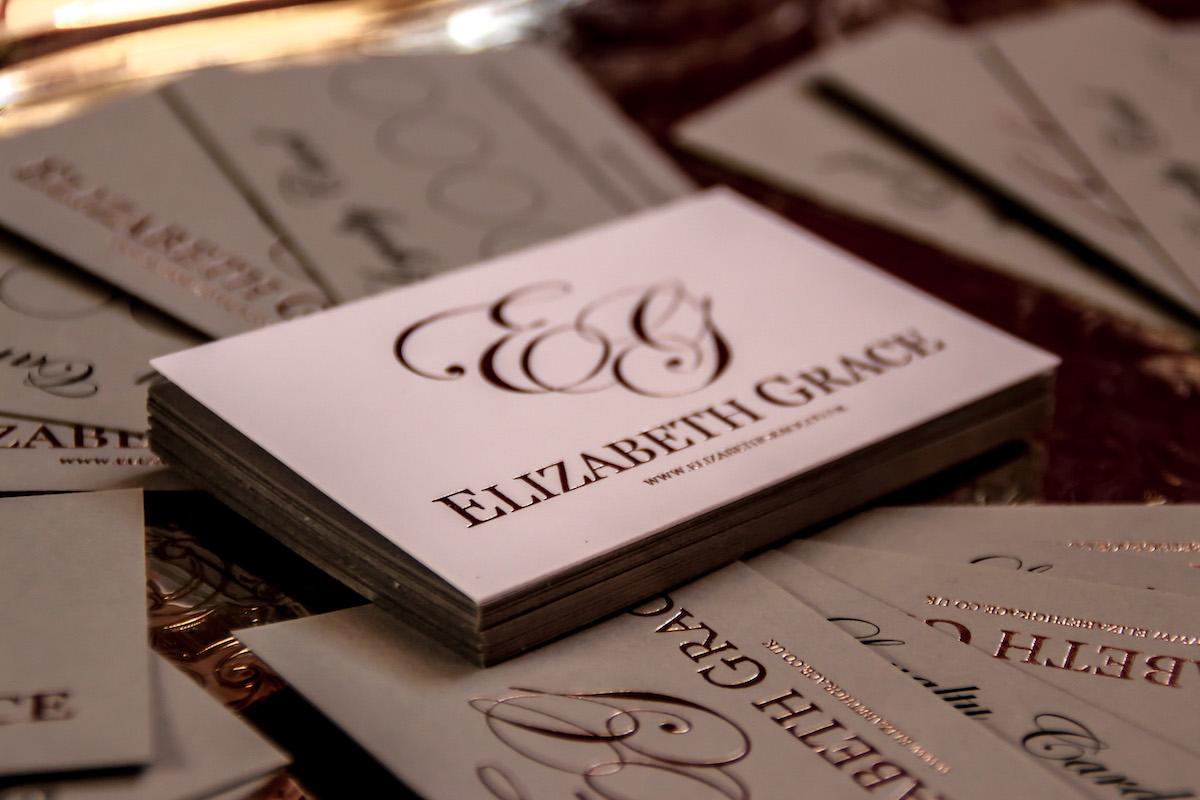 elegant brand design portfolio
