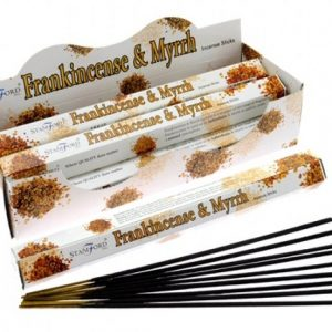 Stamford Fi & Myrrh Incense Sticks