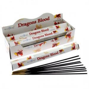 Dragons Blood Sticks By Stamford