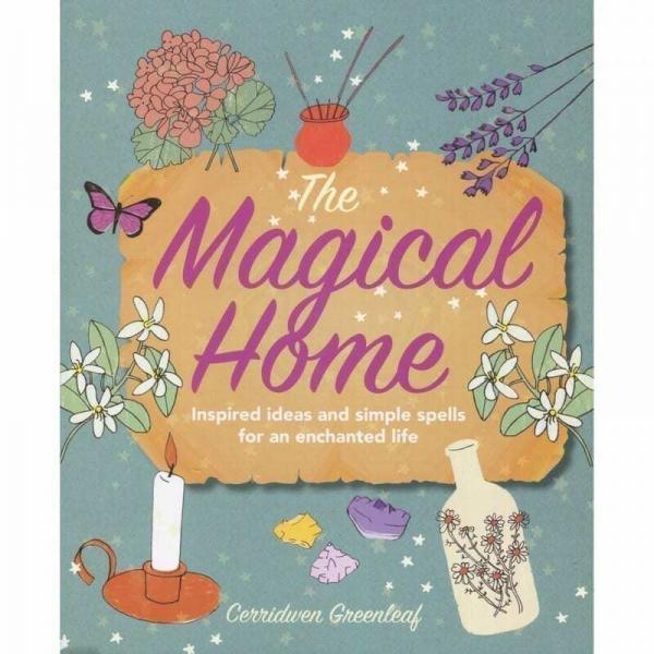 magical home book