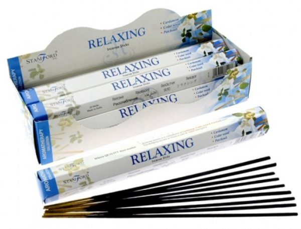 Relaxing Incense Sticks By Stamford