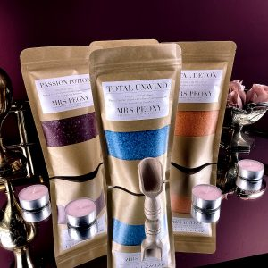 bath salts aromatherapy